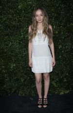 Carson Meyer At Chanel Dinner Celebrating Our Majestic Oceans Benefit for NRDC, Malibu