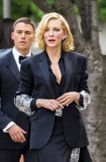 Cate Blanchett At the 2018 CFDA Fashion Awards at Brooklyn Museum in New York