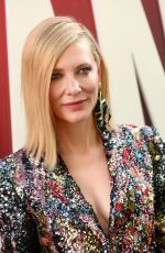 Cate Blanchett Attends the
