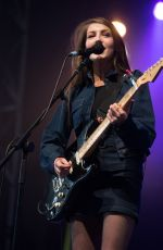 Catherine McGrath Performs at Isle of Wight Festival