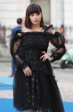 Charli XCX At The Royal Academy of Arts Summer Party in London