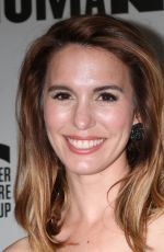 Christy Carlson Romano At The Humans Play Opening Night at the Ahmanson Theatre
