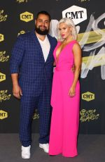 CJ Perry (Lana) At 2018 CMT Music Awards Love from the Bridgestone Arena in Nashville