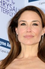 Claire Forlani At 17th Annual Chrysalis Butterfly Ball, Los Angeles