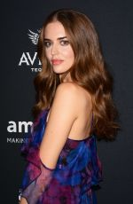 Clara Alonso At amfAR GenCure Solstice 2018 at SECOND in New York