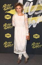 Clare Bowen At 2018 CMT Music Awards Love from the Bridgestone Arena in Nashville