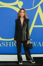 Cleo Wade At CFDA Fashion Awards, New York