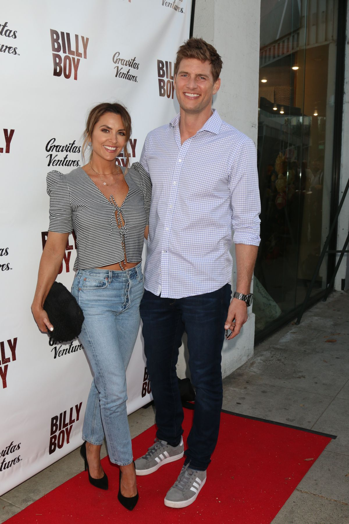 Danielle kirlin at billy boy los angeles premiere at the for Danielle kirlin