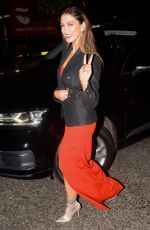 Delta Goodrem Attends an after party at Max watts, Moore Park, Australia