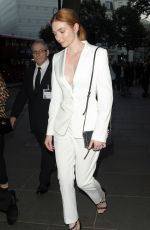 Eleanor Tomlinson Attends