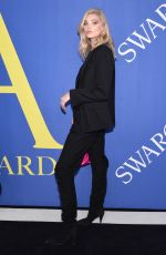 Elsa Hosk At 2018 CFDA Awards in New York City