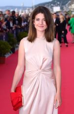 Esther Garrel At Photocall during Day 3 of the 32nd Cabourg Film Festival in Cabourg, France