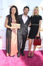 Eugenia Kuzmina At House Of Roses Celebrates Official National Rosa Day By Bodvar