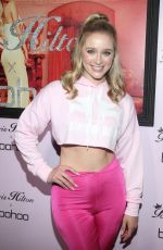 Greer Grammer At Paris Hilton x boohoo Official Launch Party in West Hollywood