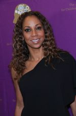 Holly Robinson At The Jonathan Foundation Fundraiser in Los Angeles