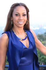Holly Robinson At World Premiere Screening of