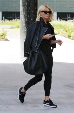 Holly Willoughby Outside the ITV Studios after presenting the