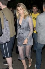 January Jones At the Max Mara WIF Face Of The Future at Chateau Marmont, Los Angeles