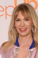 January Jones Attends the