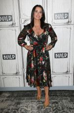 "Jennifer Bartels, Mena Suvari, Alicia Silverstone and Kyle Richards At BUILD Series Presents - ""AMERICAN WOMAN"", New York"