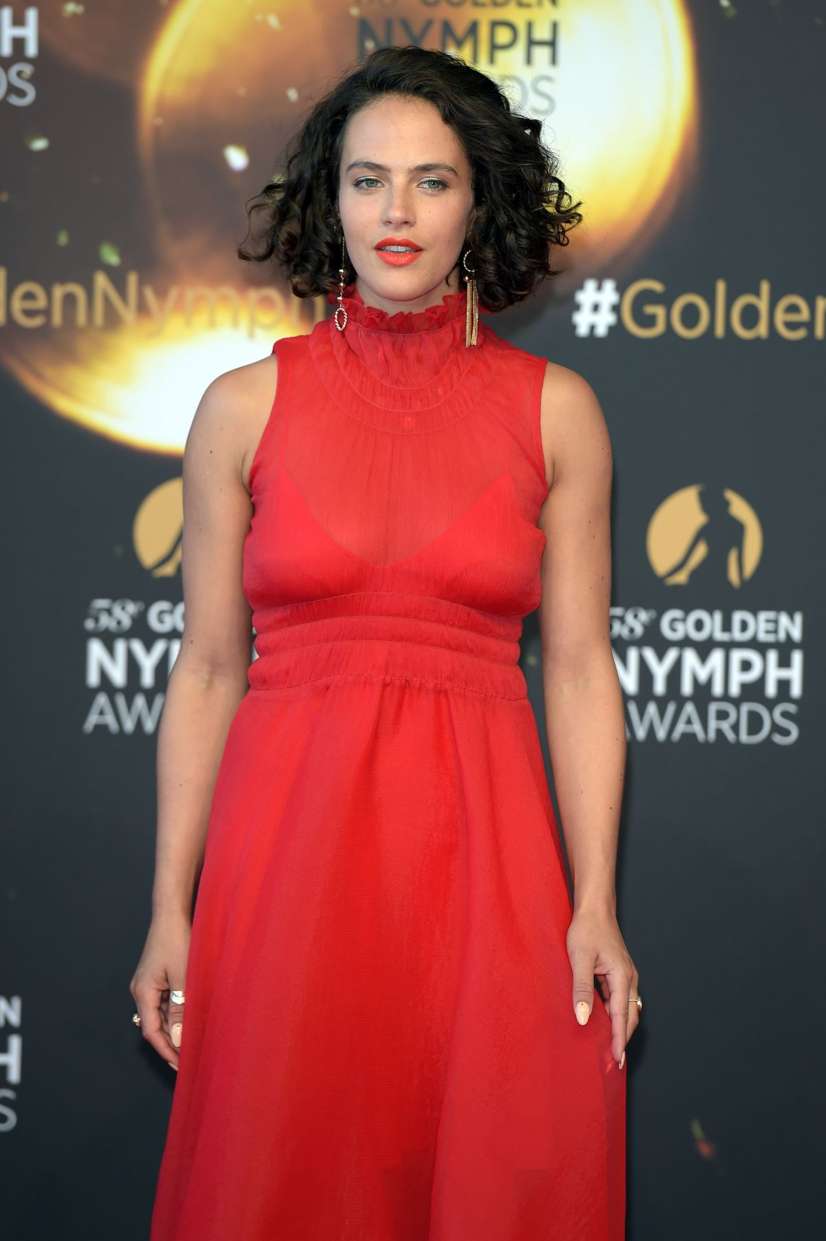Jessica brown findlay 58th monte carlo television festival closing ceremony 6 nudes (37 photo), Leaked Celebrites foto