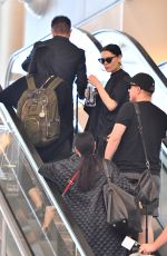 Jessie J Spotted at LAX Airport