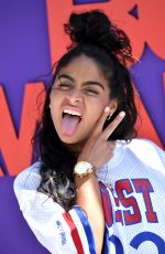 Jessie Reyez At 2018 BET Awards, Los Angeles