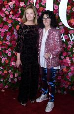 Joan Allen At 72nd Annual Tony Awards
