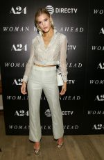 Joy Corrigan At New York Special Screening of Woman Walks Ahead, Whitby Hotel, New York