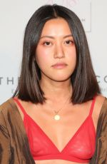 Joyce Ng At The Elle List 2018 held at Somerset House - London