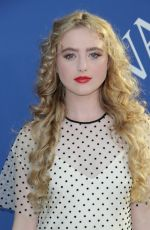 Kathryn Newton At 2018 CFDA Fashion Awards at Brooklyn Museum in New York City