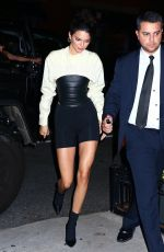 Kendall Jenner Out for dinner at Cipriani in New York City