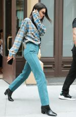 Kendall Jenner Seen in New York City