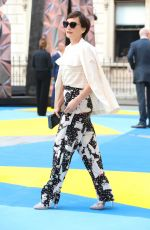 Kristin Scott Thomas At Royal Academy of Arts Summer Exhibition Preview Party in London