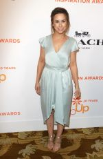 Lacey Chabert Attends the