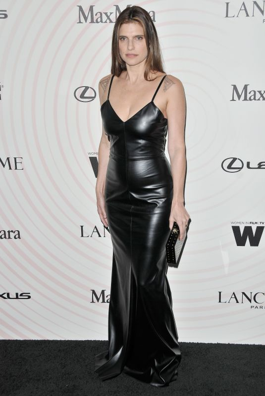 Lake Bell At Women in Film Crystal and Lucy Awards in Los Angeles