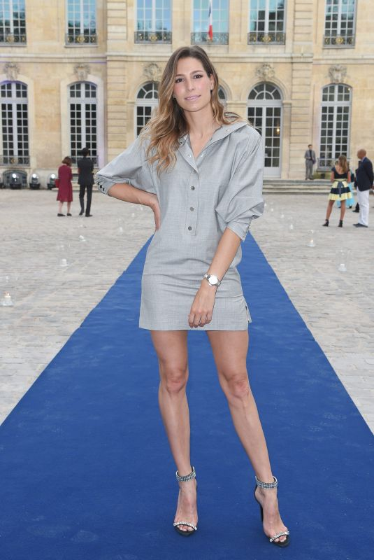Laury Thilleman At Longines organized a Charity Gala in Paris