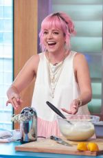 Lily Allen At
