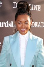 Logan Browning At Deadline Emmy Season Kickoff, Los Angeles