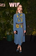 Lucy Fry At MaxMara WIF Face of the Future, Los Angeles