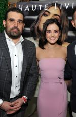 Lucy Hale At Haute Living