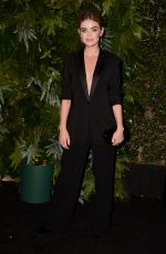 Lucy Hale Attends Max Mara WIF Face Of The Future at Chateau Marmont in Los Angeles