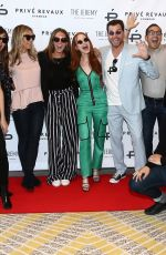 Madelaine Petsch Reveals new Prive Revaux sunglass color at private fan event at The Jeremy Hotel in Los Angeles