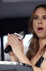 Melanie C Performs at Franciacorta Outlet of Rodengo Saiano in Brescia