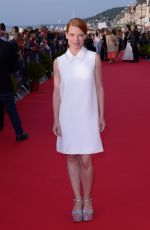 Melanie Thierry At 32nd Cabourg Film Festival in Cabourg
