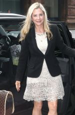 Mira Sorvino Arrives at the BUILD series in NYC