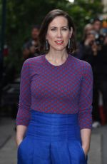 Miriam Shor Promotes TV series