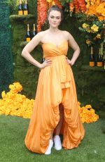 Myla Dalbesio At 11th Annual Veuve Clicquot Polo Classic, Jersey City