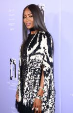 Naomi Campbell At 2018 Fragrance Foundation Awards in New York