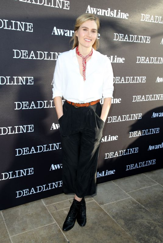 Nora Kirkpatrick At Deadline Emmy Season Kickoff, Los Angeles